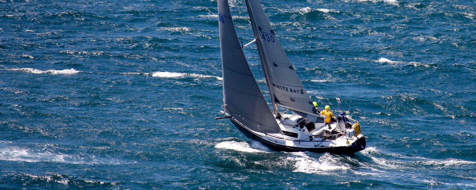 White Bay 6 Azzurro Yacht Racing